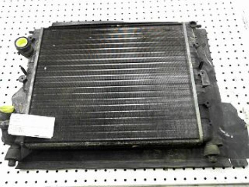radiateur eau renault clio ii phase 3 diesel. Black Bedroom Furniture Sets. Home Design Ideas