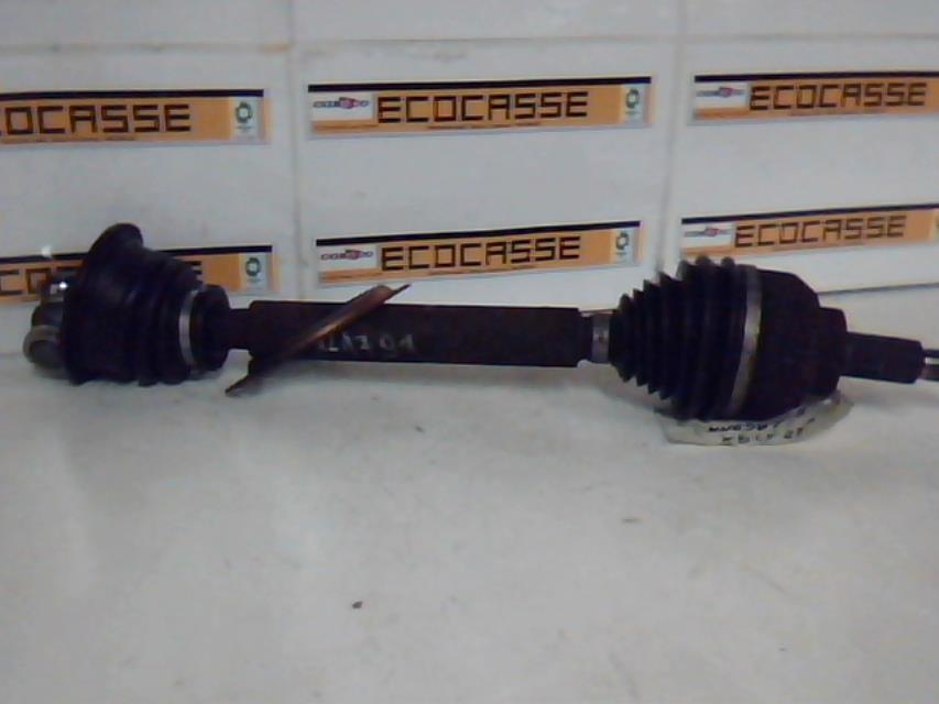 Cardan gauche (transmission) RENAULT LAGUNA 2 PHASE 1 Diesel
