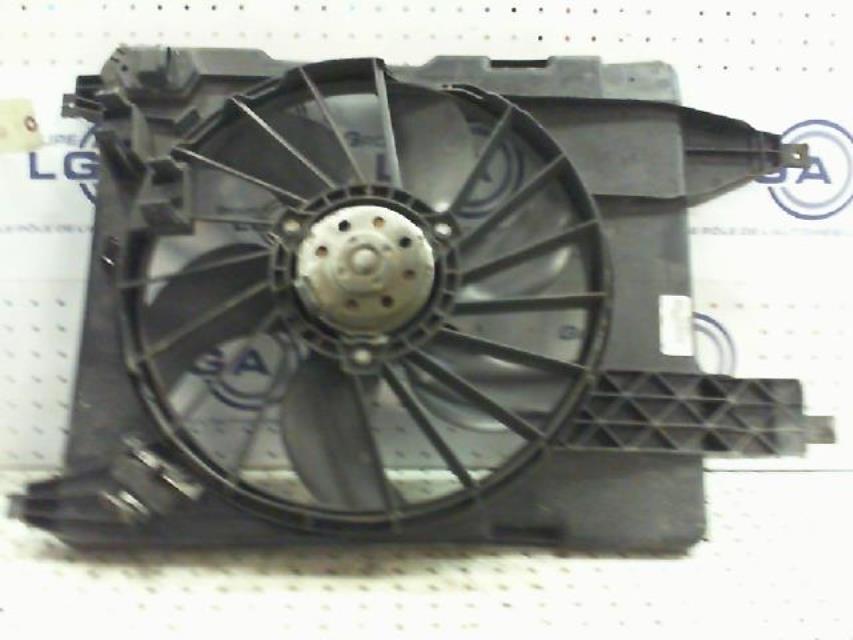 moto ventilateur radiateur renault scenic ii phase 2 diesel. Black Bedroom Furniture Sets. Home Design Ideas