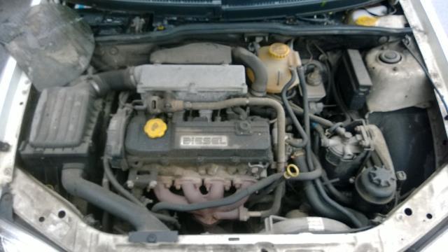 moteur opel combo diesel