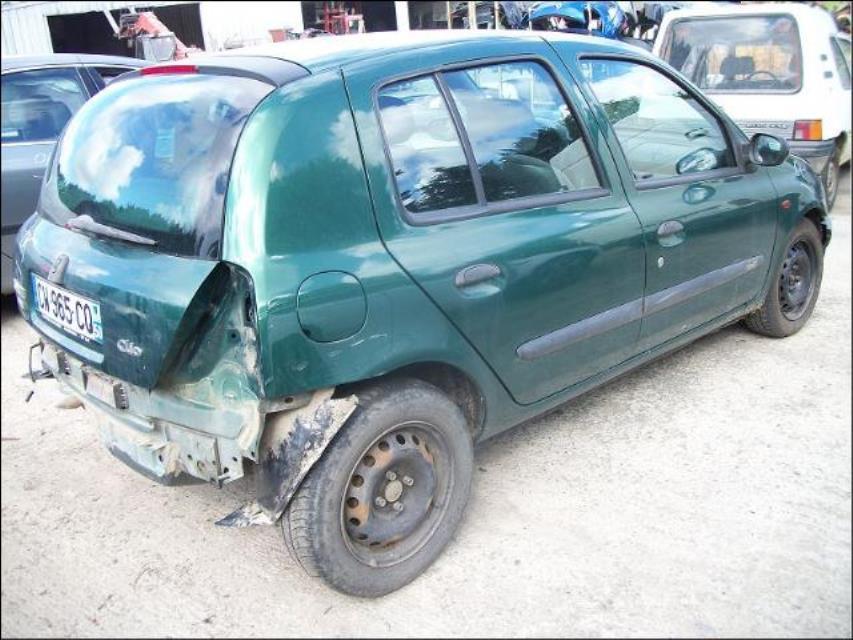 Aile Clio 2 : aile avant droit renault clio hayon 5p ii phase 1 03 1998 06 2001 diesel ~ Farleysfitness.com Idées de Décoration