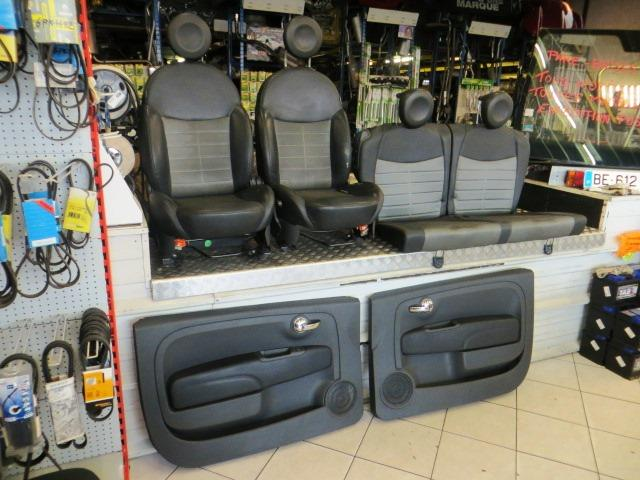 Interieur complet fiat fiat 500 diesel for Fiat 500 interieur