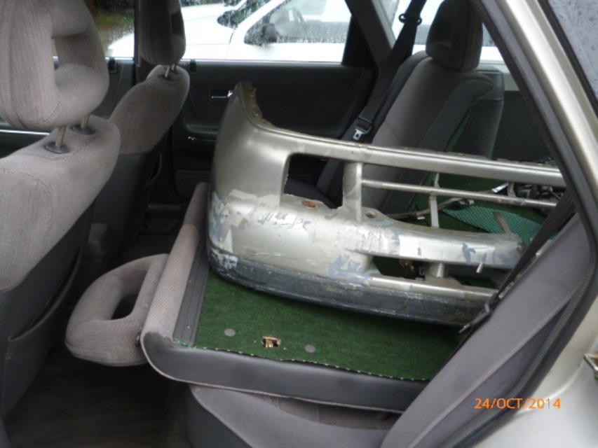 neiman mazda 626 iv diesel