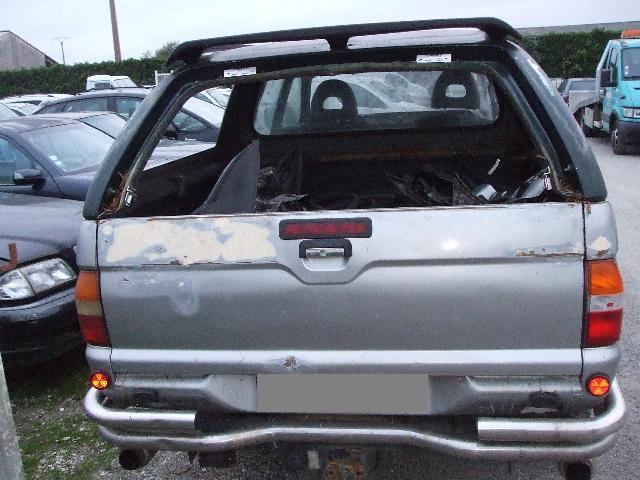 moteur mitsubishi pick up l200 double cabine 1996 diesel. Black Bedroom Furniture Sets. Home Design Ideas