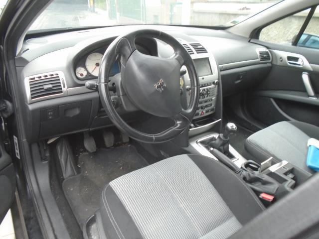 Retroviseur interieur peugeot 407 sw phase 1 diesel for Interieur 407