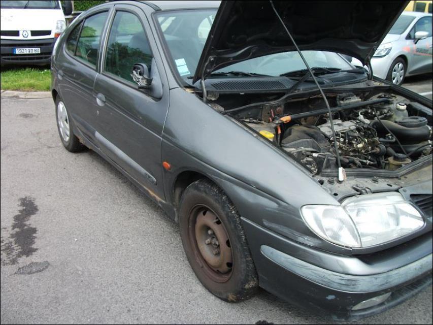 Moteur Renault Megane 1 Phase 1 1 9d 95 8v Diesel