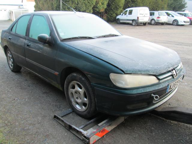 Poignee interieur avant gauche peugeot 406 diesel for Peugeot 406 interieur