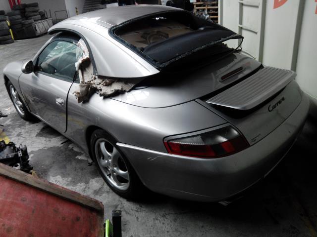 MOTEUR 911 CABRIOLET POMPE LAVE-GLACE PORSCHE 911 TYPE 996
