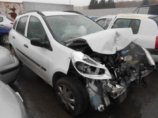 Cardan gauche (transmission) RENAULT CLIO III ESTATE PHASE 1 Diesel