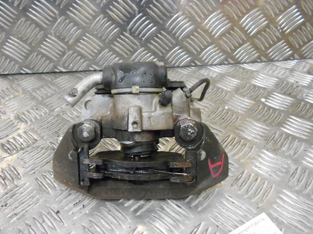 Etrier de frein a disque velo