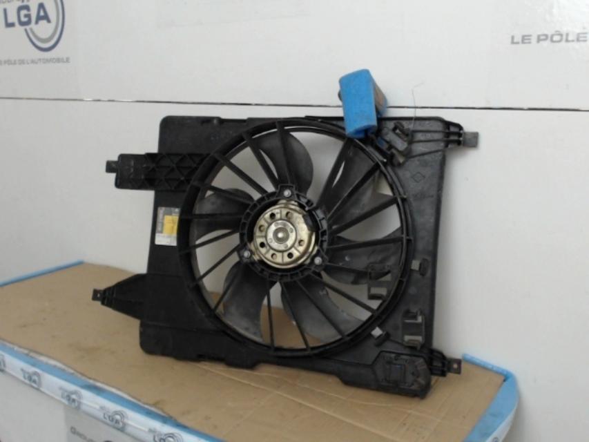 moto ventilateur radiateur renault megane ii estate phase 1 diesel. Black Bedroom Furniture Sets. Home Design Ideas