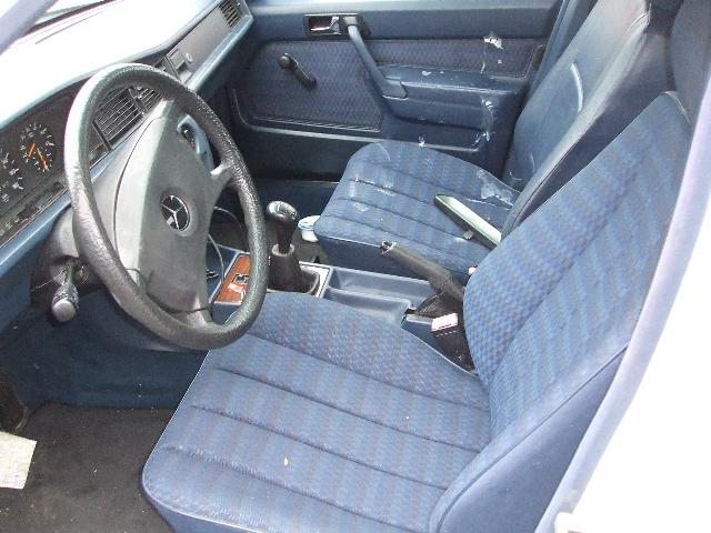Interieur complet mercedes 190 201 diesel for Interieur mercedes 190
