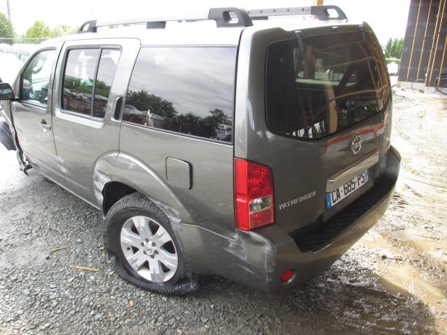 Poignee Porte Coffre Nissan Pathfinder Iii Phase 1 Diesel