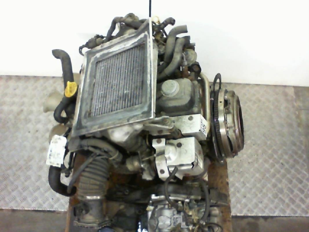moteur nissan terrano diesel