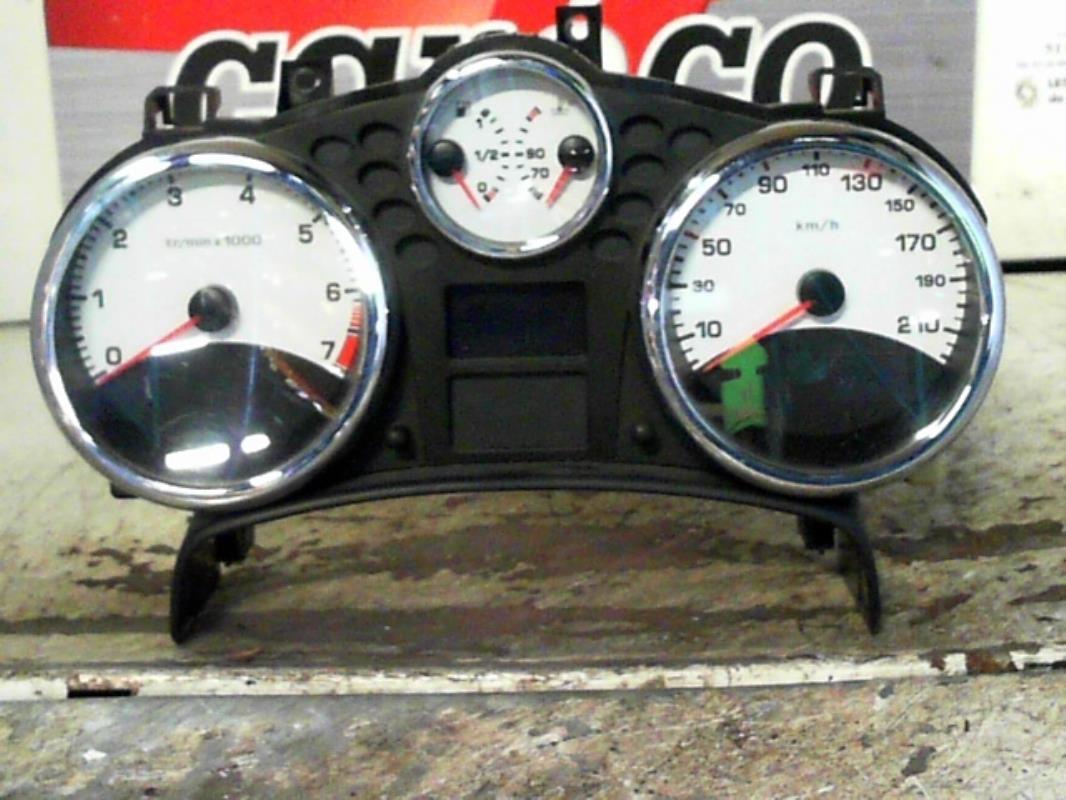 Compteur PEUGEOT 207 Diesel