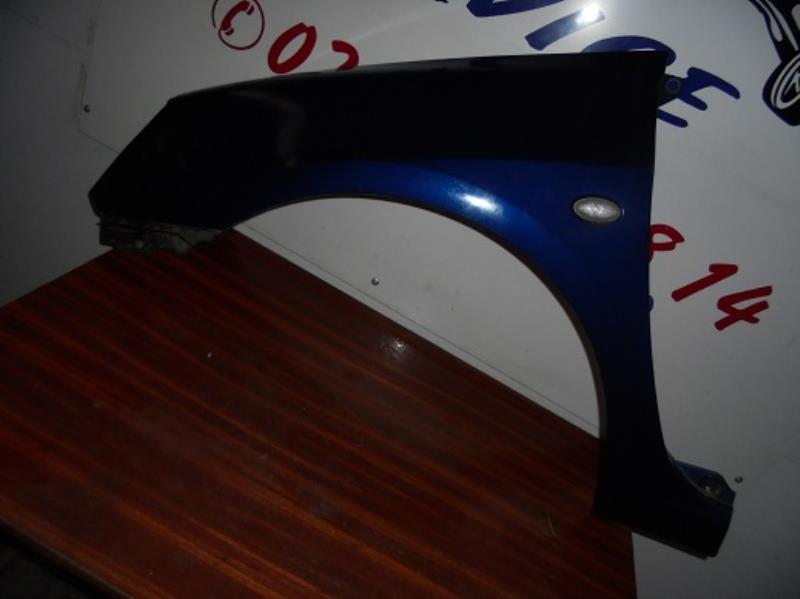 aile avant gauche d 39 occasion pour peugeot 307. Black Bedroom Furniture Sets. Home Design Ideas