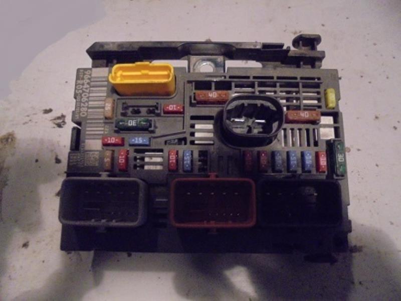 boitier bsm peugeot 308 phase 1 diesel