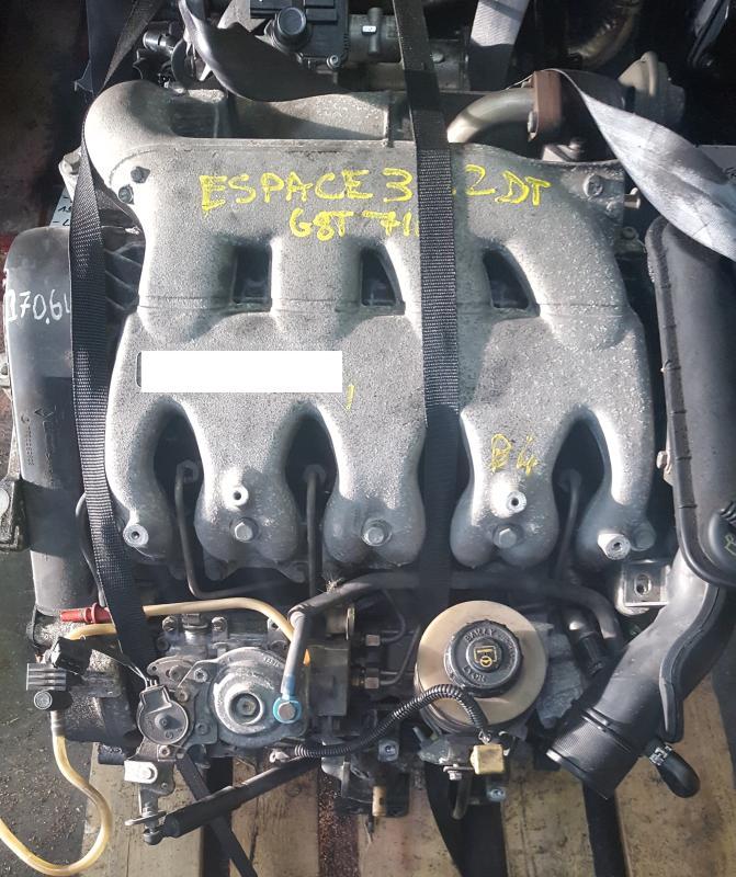 moteur renault espace iii diesel