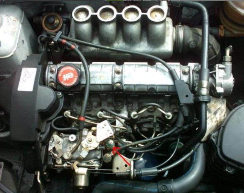 Moteur Renault R19 Chamade Diesel