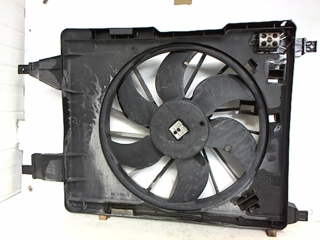 moto ventilateur radiateur renault megane ii phase 2 diesel. Black Bedroom Furniture Sets. Home Design Ideas