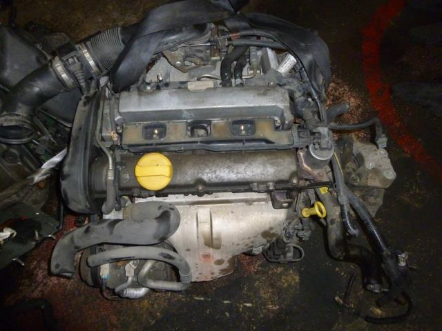 Moteur opel zafira a phase 1 essence for Domon emilie