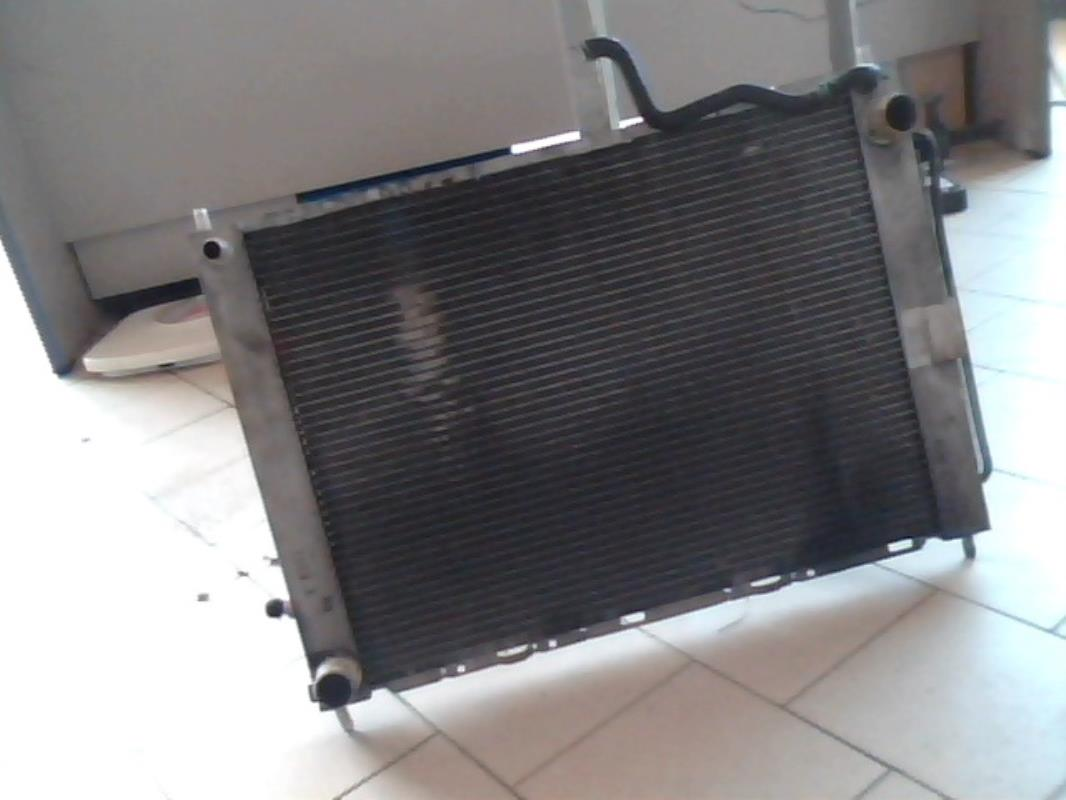 radiateur eau clim renault clio iii phase 1 diesel. Black Bedroom Furniture Sets. Home Design Ideas