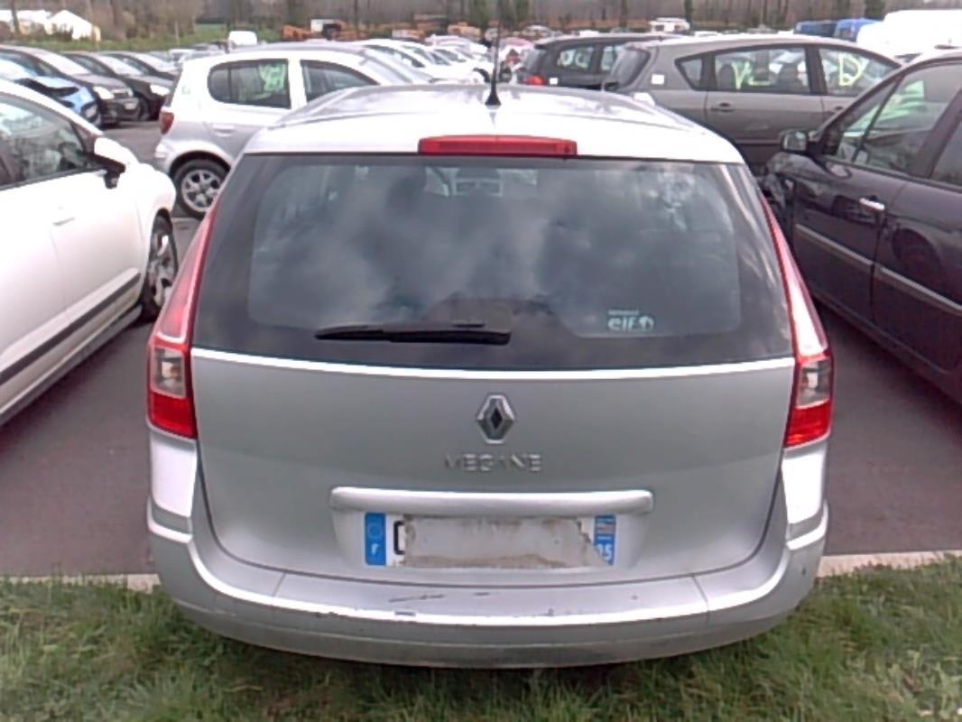 poignee porte coffre renault megane ii estate phase 2 diesel