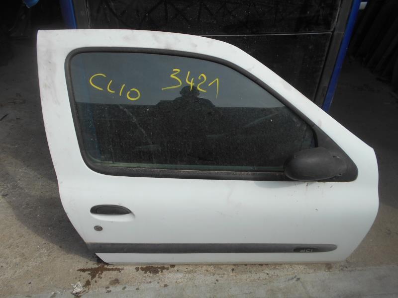 porte avant gauche renault clio ii phase 2 diesel