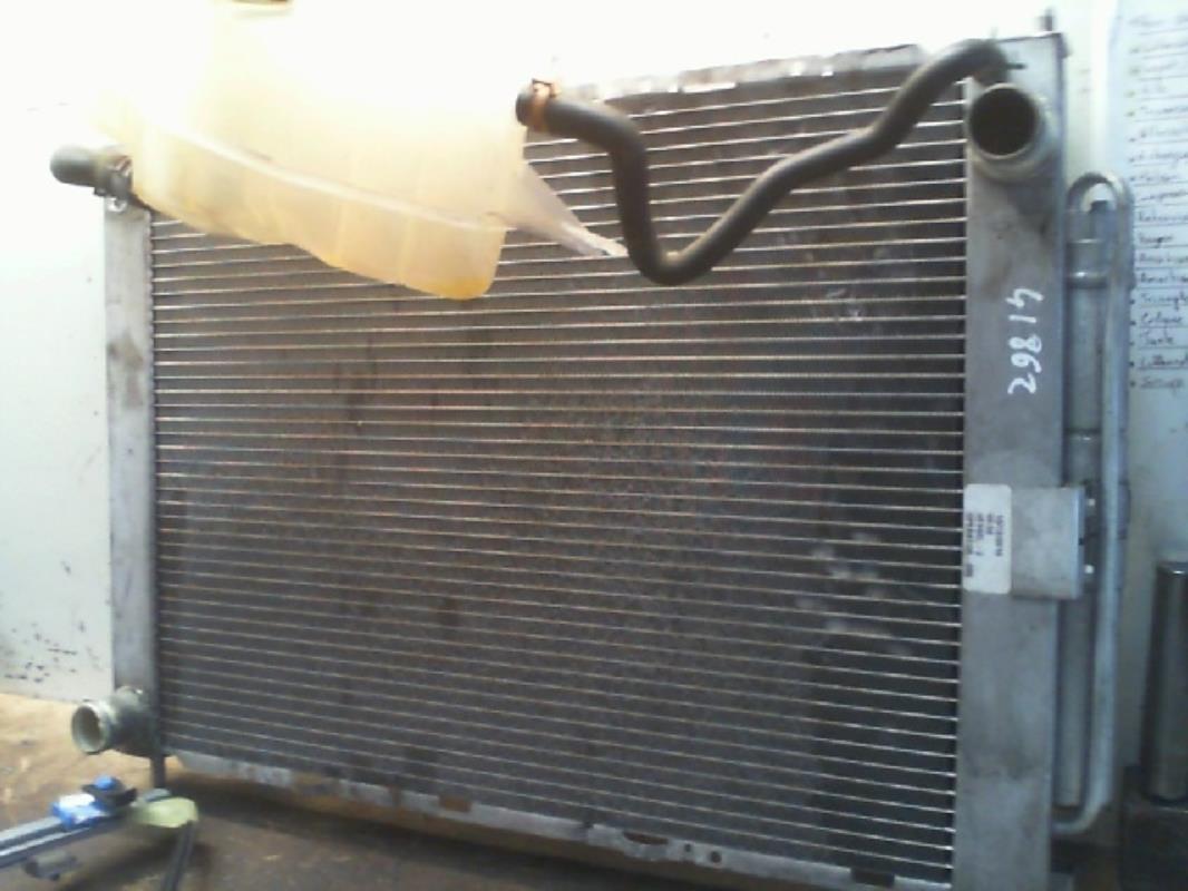 radiateur eau clim renault clio iii estate phase 2 diesel. Black Bedroom Furniture Sets. Home Design Ideas