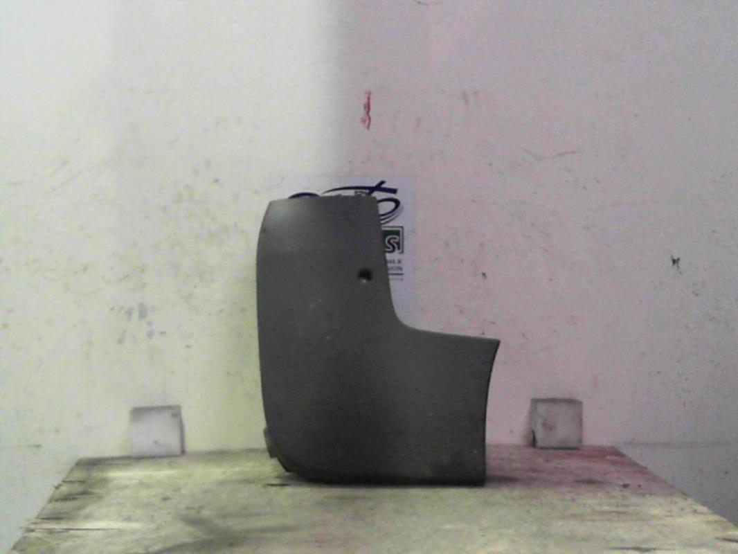 pare choc arriere d 39 occasion pour renault trafic ii. Black Bedroom Furniture Sets. Home Design Ideas