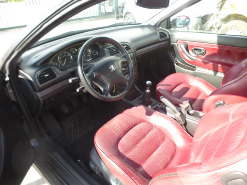 Interieur complet peugeot 406 coupe phase 1 essence for Interieur 406