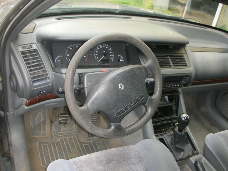 Poignee interieur avant droit renault safrane phase 2 diesel for Renault 9 interieur