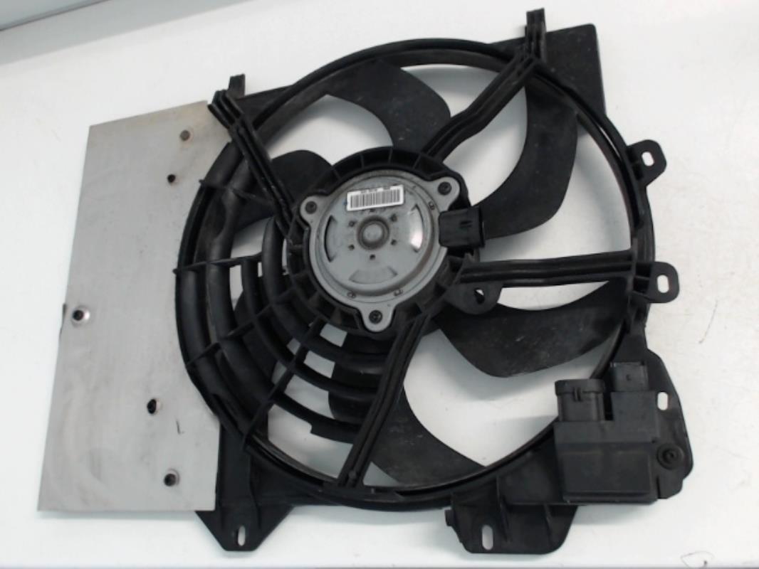 Ventilateur radiateur moto