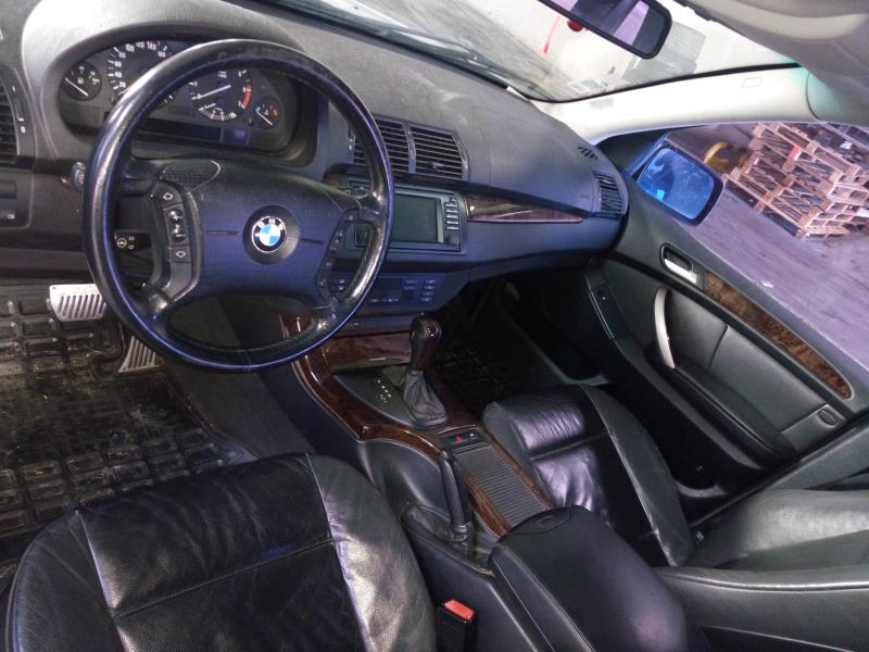 Retroviseur interieur bmw x5 e53 phase 1 essence for Interieur x5