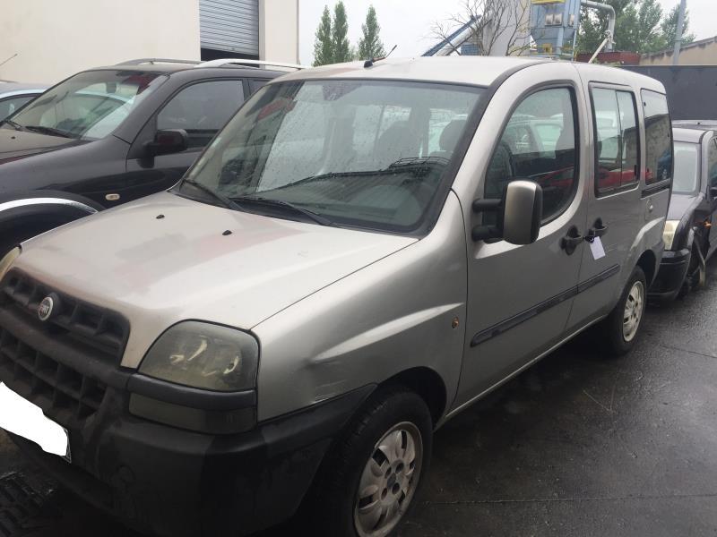 Optique avant principal gauche (feux)(phare) FIAT DOBLO Diesel