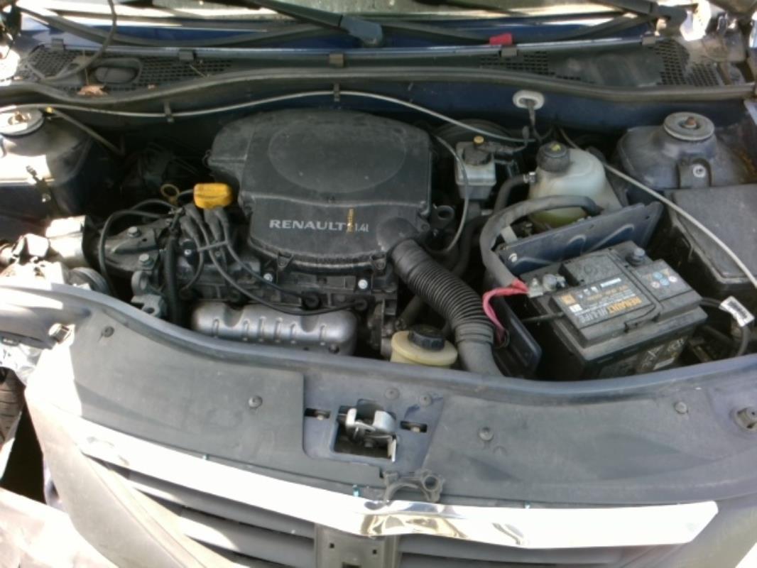 moteur dacia logan mcv essence