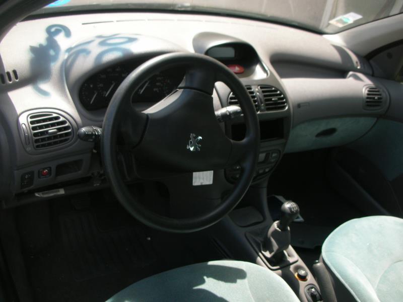 Poignee interieur arriere gauche peugeot 206 essence for Interieur 206