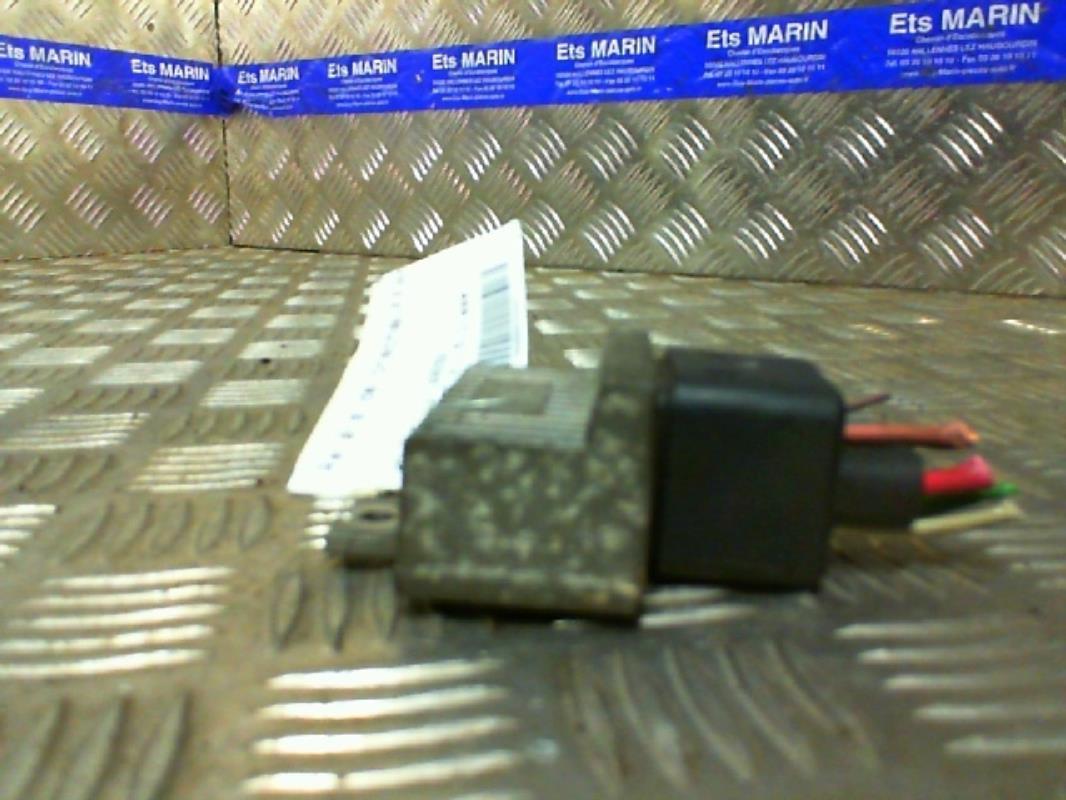 relais de pr chauffage renault clio ii phase 4 diesel. Black Bedroom Furniture Sets. Home Design Ideas