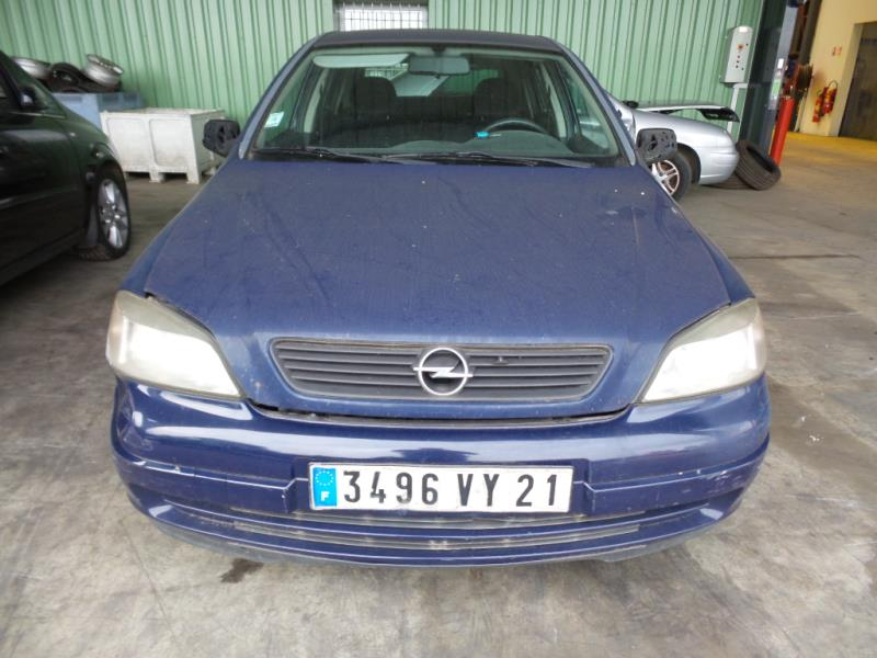 Trappe d 39 essence opel astra g diesel for Indicatif 86