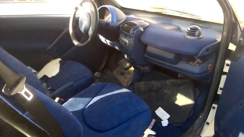 Poignee interieur avant droit smart city coupe essence for Interieur smart 2000