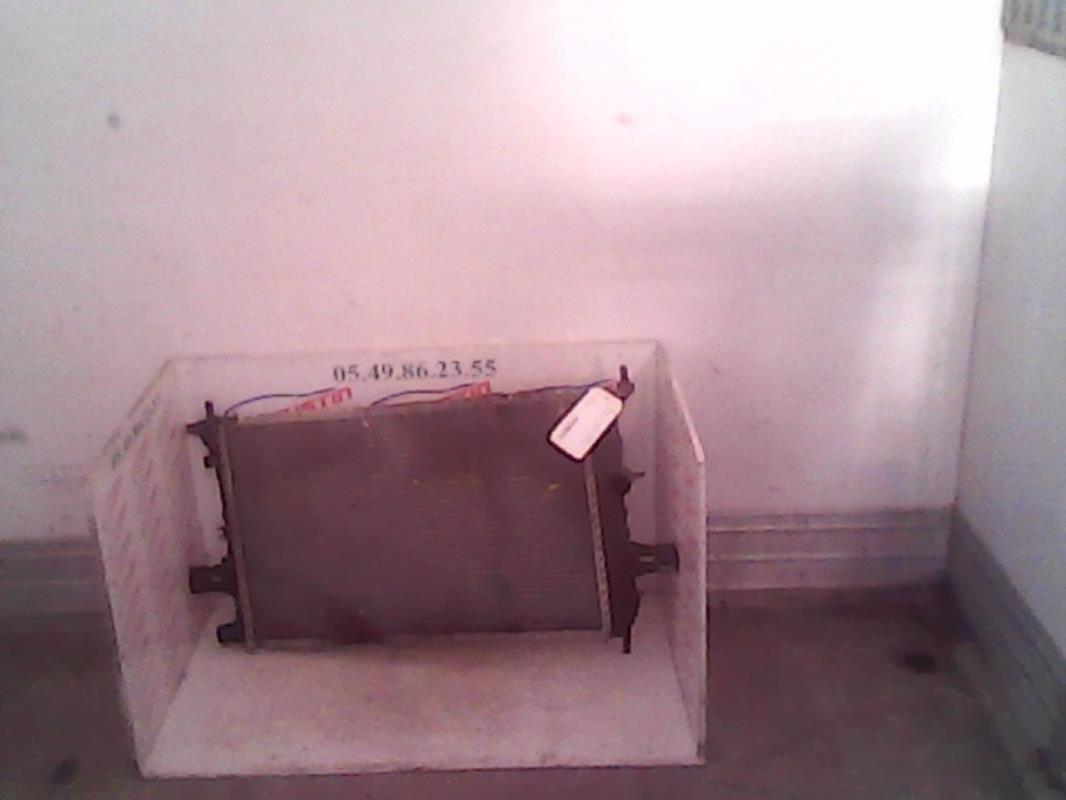 radiateur eau d 39 occasion pour opel bas prix et garantis. Black Bedroom Furniture Sets. Home Design Ideas