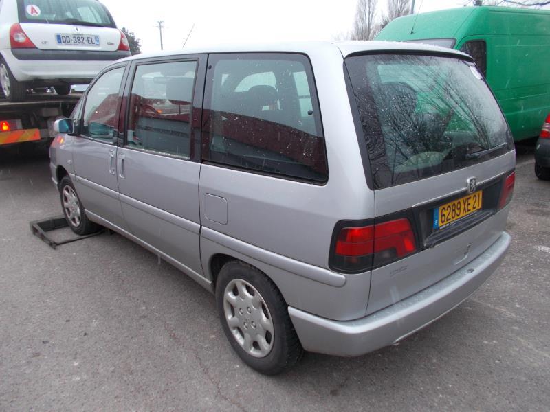 Poignee interieur porte laterale gauche peugeot 806 diesel for Peugeot 806 interieur