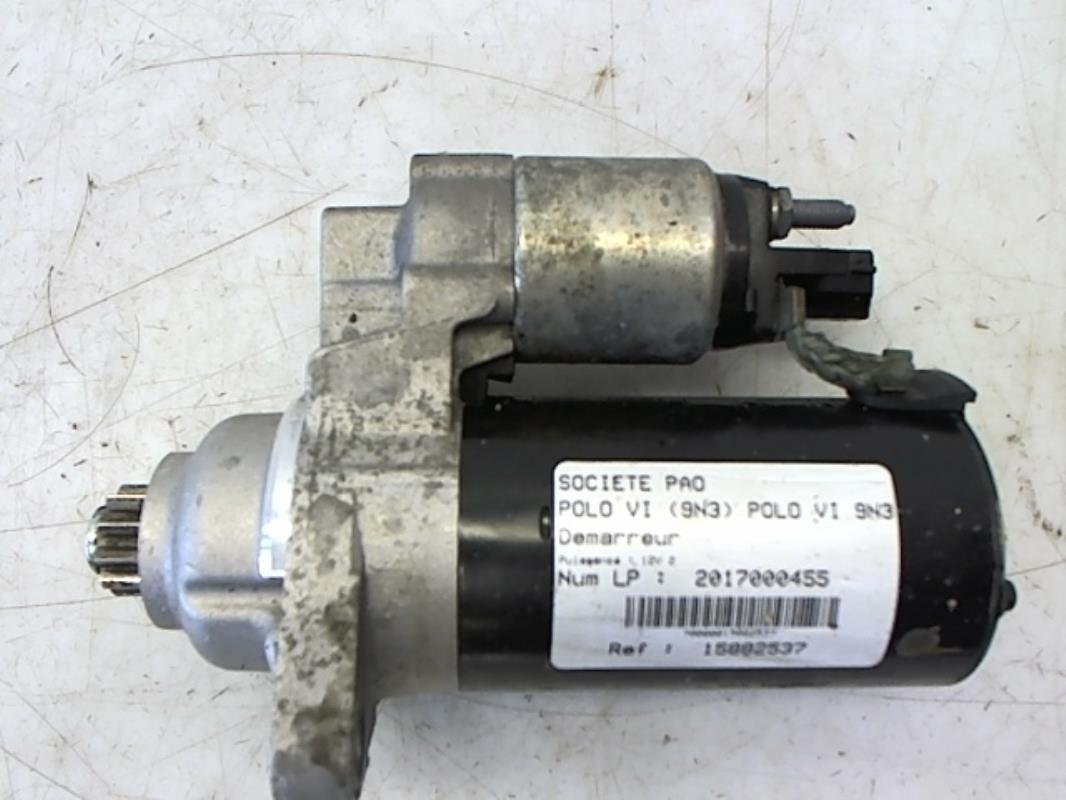 pompe de direction volkswagen polo vi 9n3   diesel