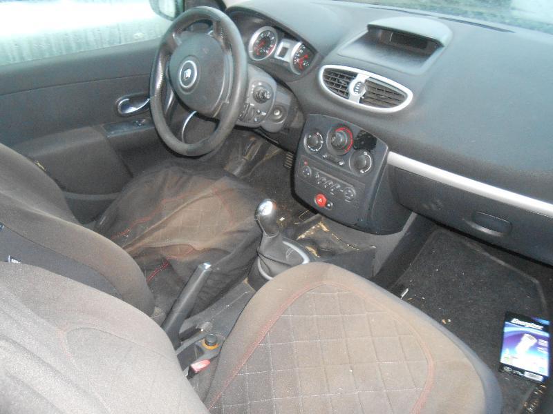 Feu Arriere Principal Gauche Feux Renault Clio Iii Phase 1 Diesel