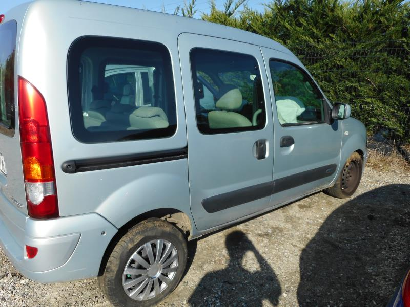pare choc arriere renault kangoo i phase 2 diesel. Black Bedroom Furniture Sets. Home Design Ideas