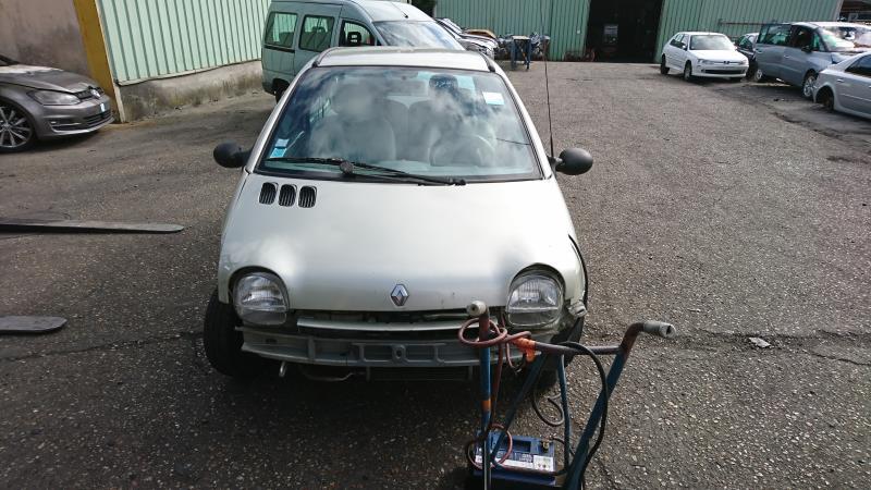 commande chauffage renault twingo essence