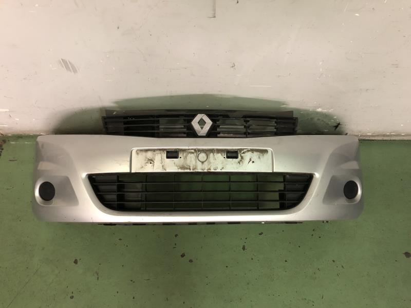 Pare Choc Avant Renault Clio Ii Phase 4 Ess G P L