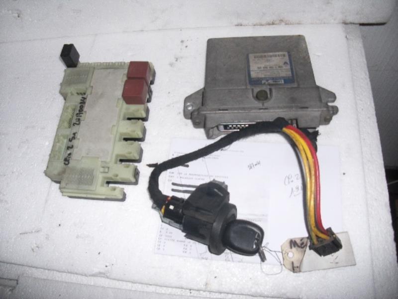 calculateur renault clio ii essence