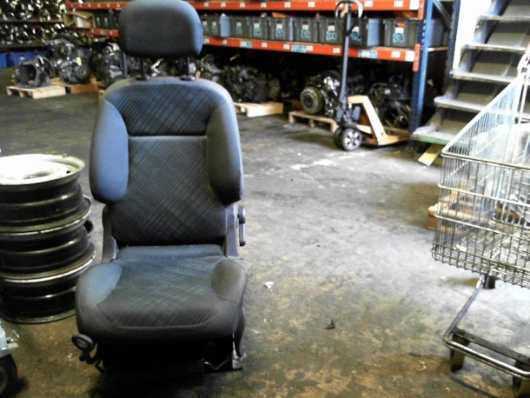 siege avant gauche peugeot partner ii fourgon 2008 diesel. Black Bedroom Furniture Sets. Home Design Ideas