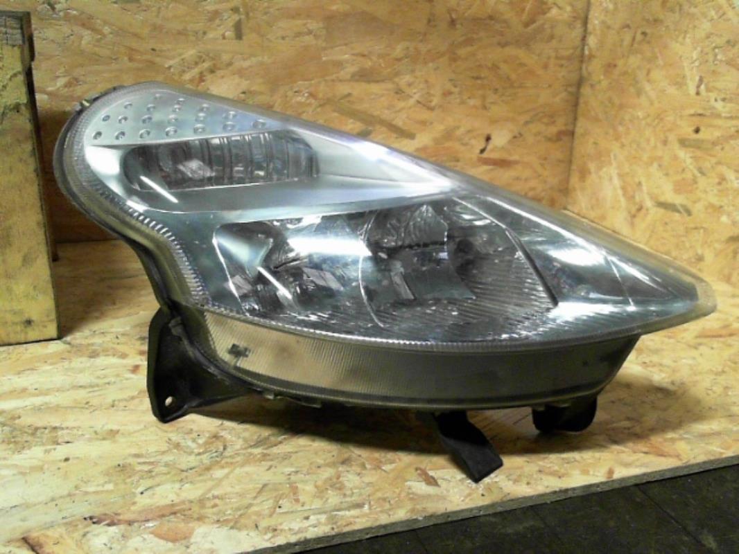 optique avant principal droit feux phare citroen c3 pluriel diesel. Black Bedroom Furniture Sets. Home Design Ideas